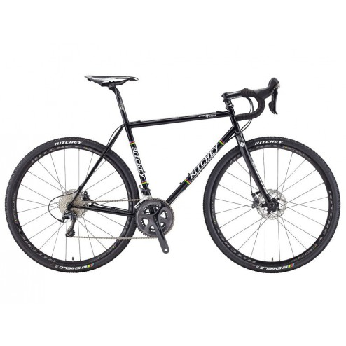 Crossrad Ritchey SWISS Cross Disc mit SRAM Force X1 hydraulic
