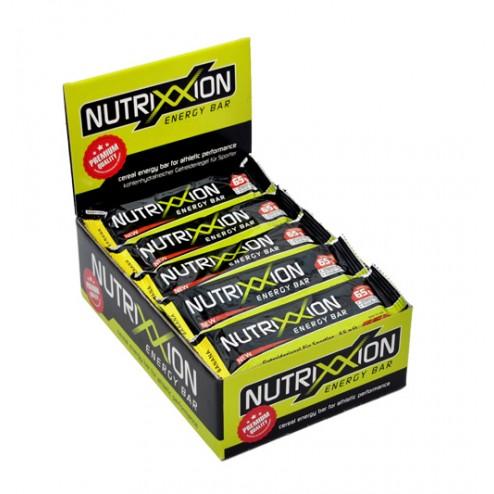 Box Energieriegel Nutrixxion Banane