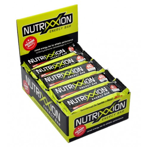 Box Energieriegel Nutrixxion Fruit