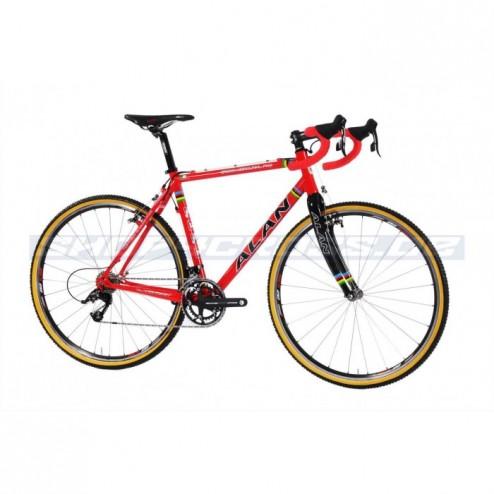 Crossrad ALAN Mercurial Pro Design WCS4 mit SRAM Rival X1