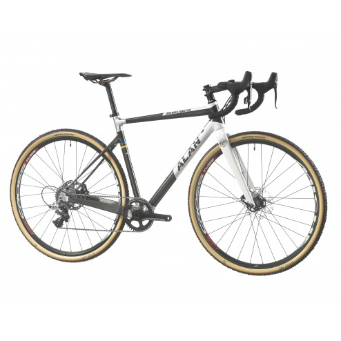 Crossrad ALAN Cross Race Master mit SRAM RED eTap hydraulic