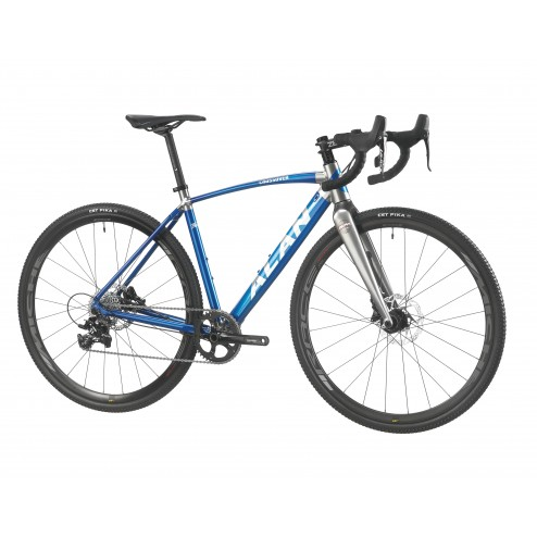 Crossrad ALAN Crossover Design CV1 mit SRAM Apex X1 hydraulic