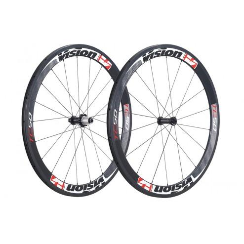 Laufradsatz Vision Trimax Carbon TC50