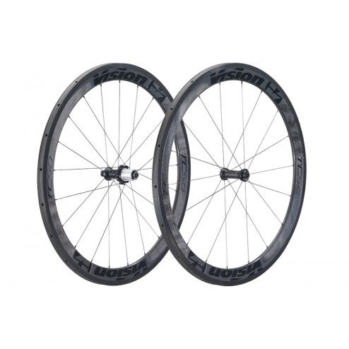 Laufradsatz Vision Trimax Carbon TC50 grey