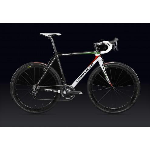 Crossrad Guerciotti Lembeek Canti Design LE02 Italia mit SRAM Rival X1