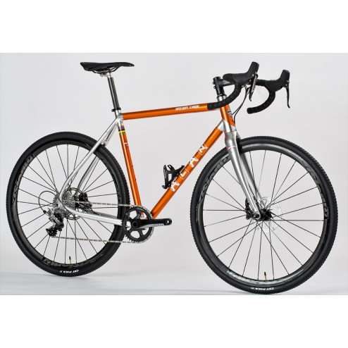 gravelbike alan super gravel scandium design sgs1 mit sram. Black Bedroom Furniture Sets. Home Design Ideas