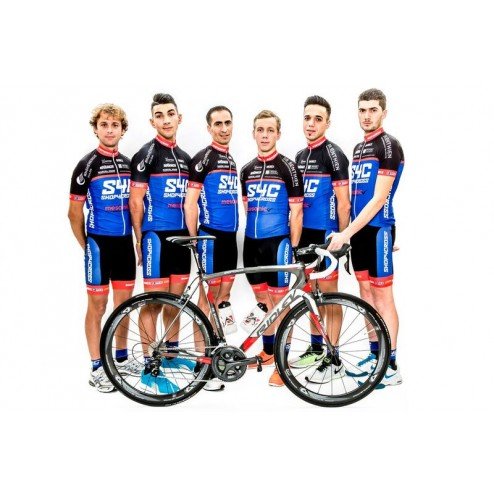 "Team ""Shop4cross"" Hose kurz"