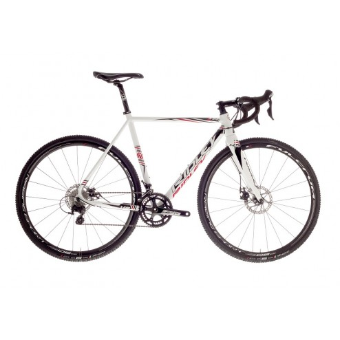 Crossrad Ridley X-Ride Disc Design XRI 01Ds mit Shimano Tiagra