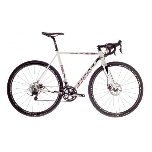 Crossrad Ridley X-Ride Disc Design XRI 01Ds mit SRAM Rival 22 hydraulic