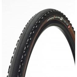 Faltreifen Challenge Gravel Grinder Race 38mm schwarz/braun