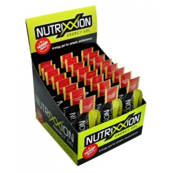 Box Nutrixxion Energie Gel Strawberry Vanilla