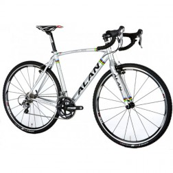 Crossrad ALAN Cross Xtreme Scandium Canti Design WCX140 mit SRAM