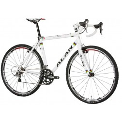 Crossrad ALAN Mercurial Pro Canti Design WCS1 mit SRAM