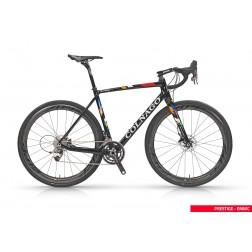 Crossrad Colnago Prestige Disc mit Shimano Ultegra DI2 hydraulic