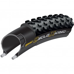 Faltreifen Continental CycloX-King RaceSport 32mm