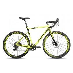 Crossrahmen Guerciotti Eureka CX Design yellow