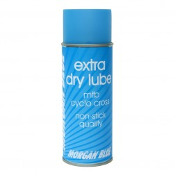 Morgan Blue Extra Dry Lube 400ml