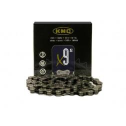 Kette KMC X9-93 Silber