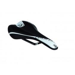 Sattel 4ZA Cirrus Pro schwarz-weiß 145mm