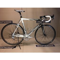 Nur 10km gefahren: Rennrad Ridley Aedon mit Campagnolo Veloce 2x10