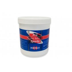 Sportsbalm Pre Sports Hot Balm 500ml