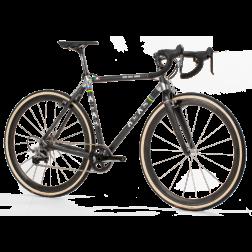 Crossrad ALAN Super Cross Carbon Design LN1C mit Shimano Ultegra DI2 R8050