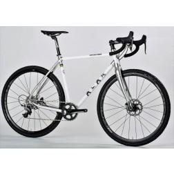 Crossrad ALAN Super Cross Scandium Design SCS3 mit Shimano 105 hydraulic
