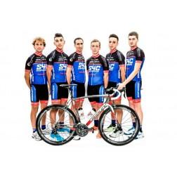 "Team ""Shop4cross"" Hose kurz"