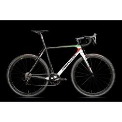 Crossrad Guerciotti Lembeek Canti Design LE02 Italia mit Shimano Ultegra R8000