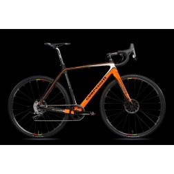 Crossrad Guerciotti Lembeek Disc Design LE03 mit SRAM Force CX1 hydraulic