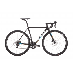 Crossrad Ridley X-Night Disc Design XNI 04AS mit Shimano 105 hydraulic