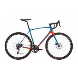 Ridley X-Trail Carbon Design XTR 02BS mit Shimano 105 hydraulic