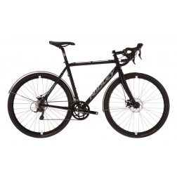 Ridley X-Bow AR Disc Black Edition mit Shimano Sora mechanisch
