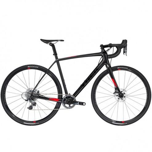 Crossrad Trek Boone 7 Dnister Black/Viper Red