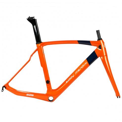 Rahmen Eddy Merckx EM525 Endurance Design 01AS