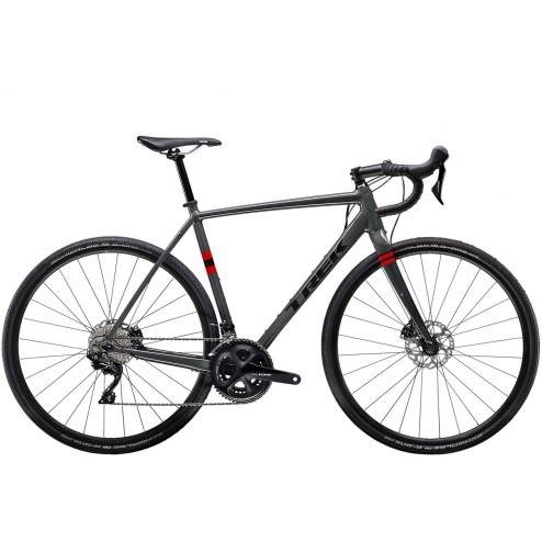 Gravelbike Treck Checkpoint ALR 5 Solid Charcoal