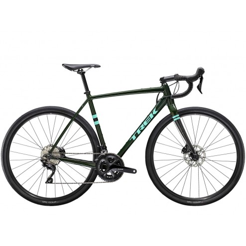 Gravelbike Treck Checkpoint ALR 5 British Racing Green
