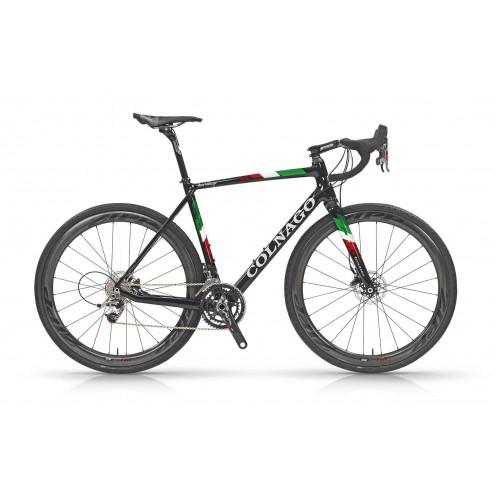 Crossrad Colnago Prestige Disc SRAM Rival X1 hydraulic