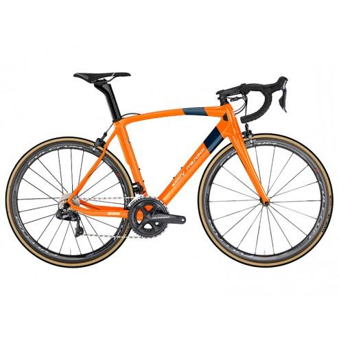 Rennrad Eddy Merckx EM525 Performance Design 01AS mit Shimano Ultegra DI2