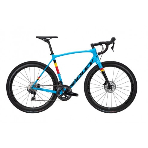 Ridley Kanzo Speed Carbon Design 01AS mit Shimano 105 hydraulic