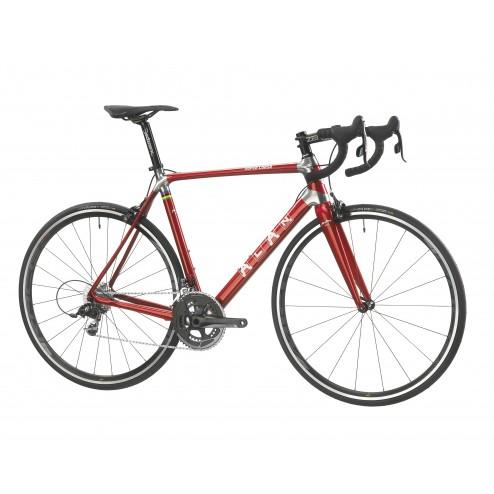 Rennrad ALAN Super Corsa Design S2 mit Shimano Ultegra