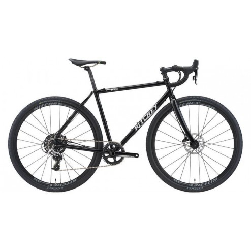 Crossrad Ritchey SWISS Cross Disc 2019 mit SRAM Apex X1 hydraulic