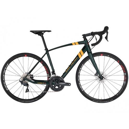 Rennrad Eddy Merckx Wallers73 Disc Design 73D01AS mit Shimano Ultegra DI2