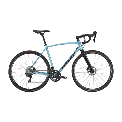 Ridley X-Trail Alu Design 02CS mit SRAM Apex X1