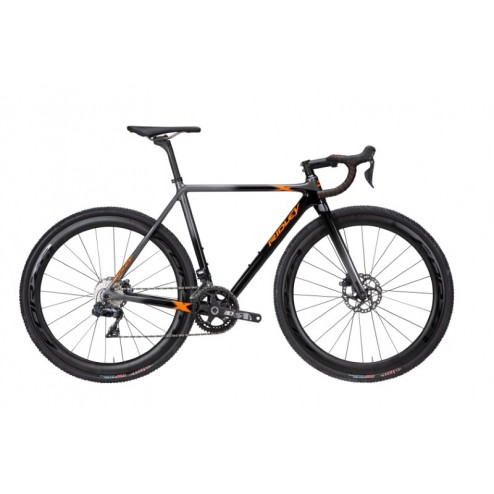 Crossrad Ridley X-Night SL Disc Design XNI 05AS mit Shimano Ultegra DI2 hydraulic