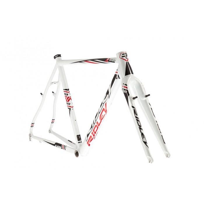 Rahmen Ridley X-Ride Canti Design XRI 01DS - Rahmen Cyclocross Canti ...