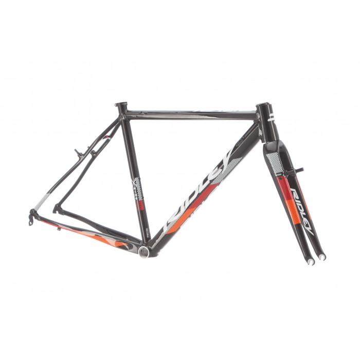 Rahmen Ridley X-Ride Design XRI 02AS - Rahmen Cyclocross Canti ...