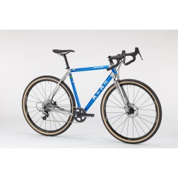 Gravelbike ALAN Super Gravel Scandium Design SGS3 mit SRAM Force X1 hydraulic