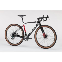 Crossrad ALAN Xtreme Gravel Design XG3 mit SRAM RED eTap hydraulic