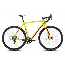 Crossrad Niner BSB 9 RDO gelb mit Shimano Ultegra DI2 hydraulic